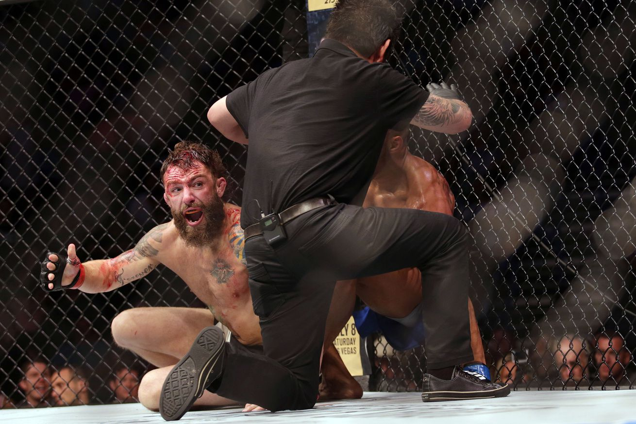 community news, Outraged Michael Chiesa plans to appeal Kevin Lee loss, says Mario Yamasaki 'should never officiate ever again'