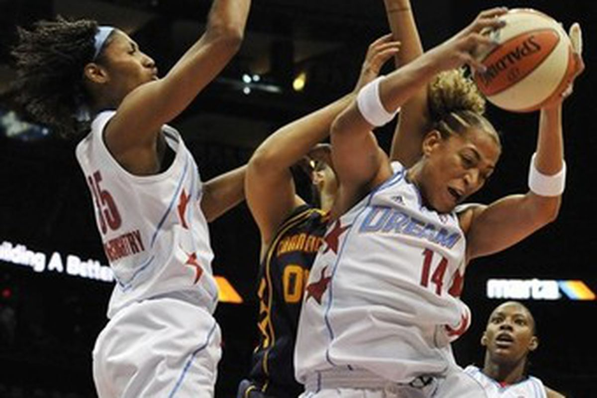In a phone interview with Swish Appeal last week, Atlanta Dream coach Marynell Meadors said that she expects restricted free agent center Erika de Souza to re-sign with the team, maintaining arguably the strongest post rotation in the league.