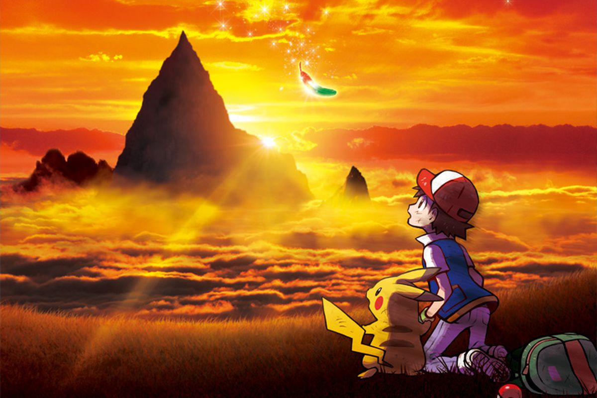 New Pokemon Movie Is Coming to Theaters for Two Nights
