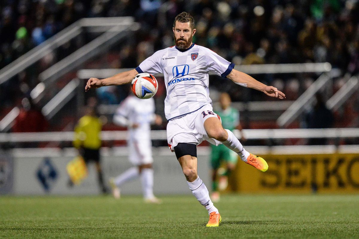 Nat Borcher's look alike could play in MLS if Indy Eleven makes the jump