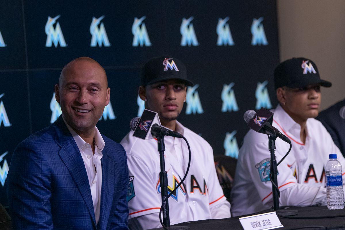 "41b6087072e Mesa signings send Marlins into ""Phase 2"" of rebuild"