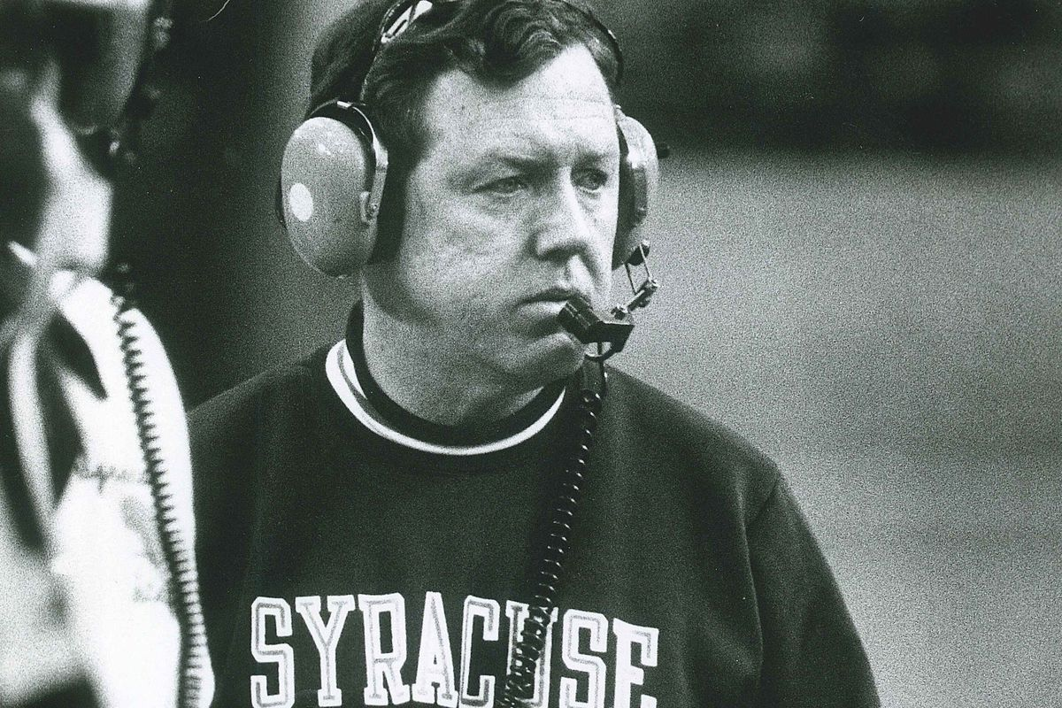 Former Syracuse University football coach Frank Maloney has died. He was 79. He also spent 29 years working in the Cubs ticket operations office.