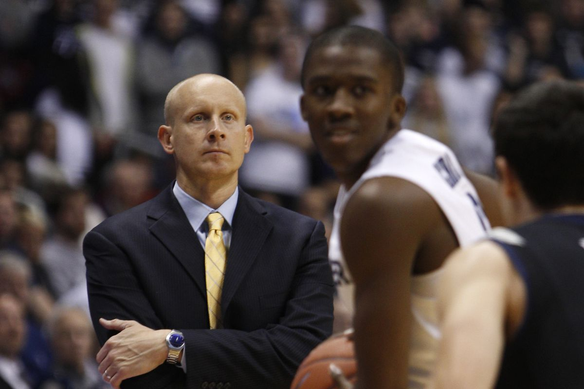 Coach Chris Mack couldn't have been happy with what he saw on Saturday.