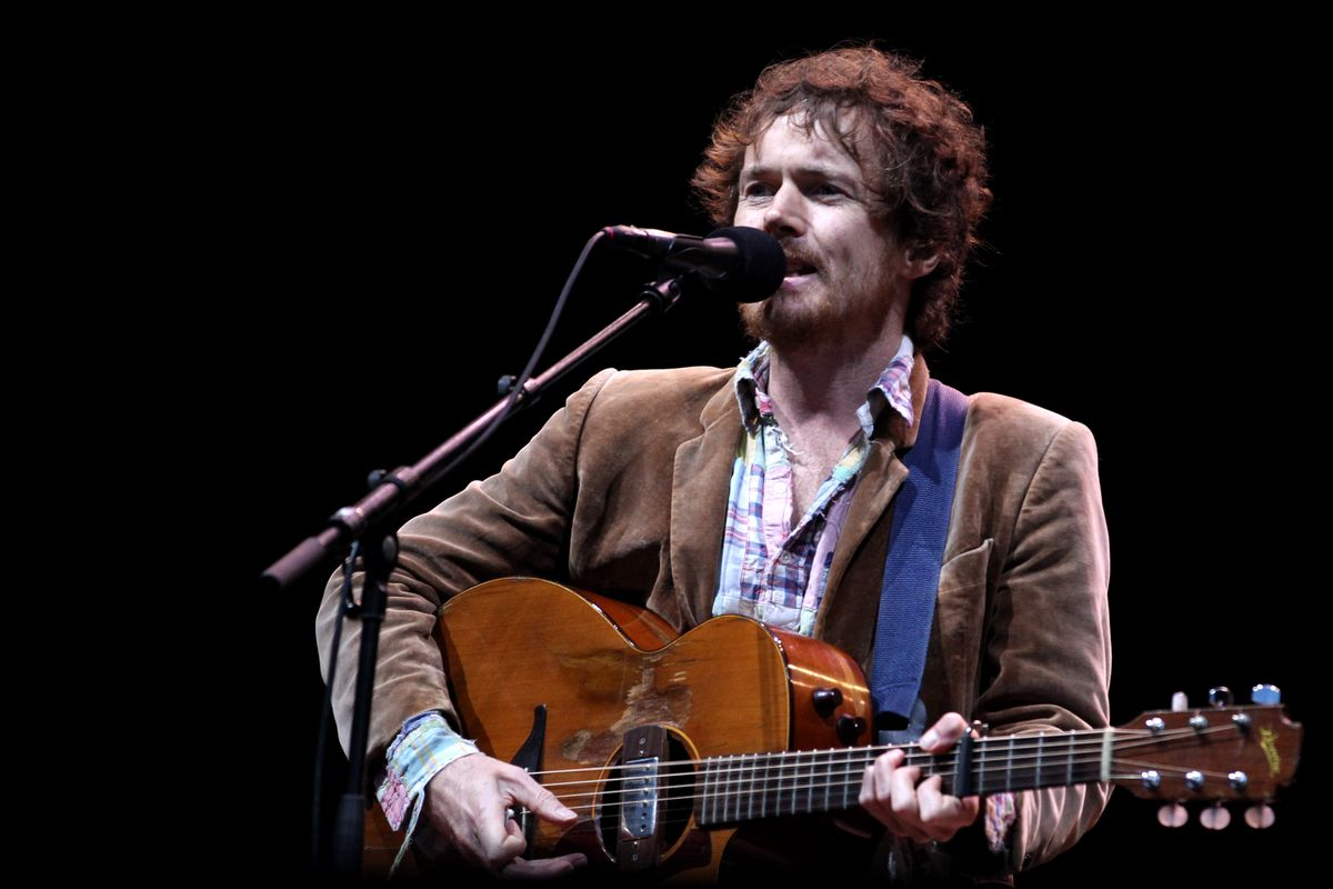 Damien Rice loves fall (probably)