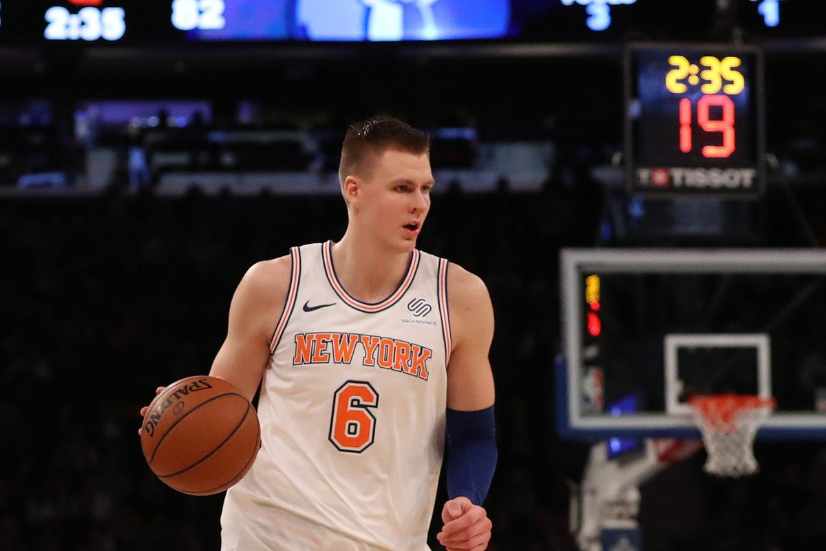 7458fe5f4c529 Porzingis to Dallas: What it means for Memphis - Grizzly Bear Blues