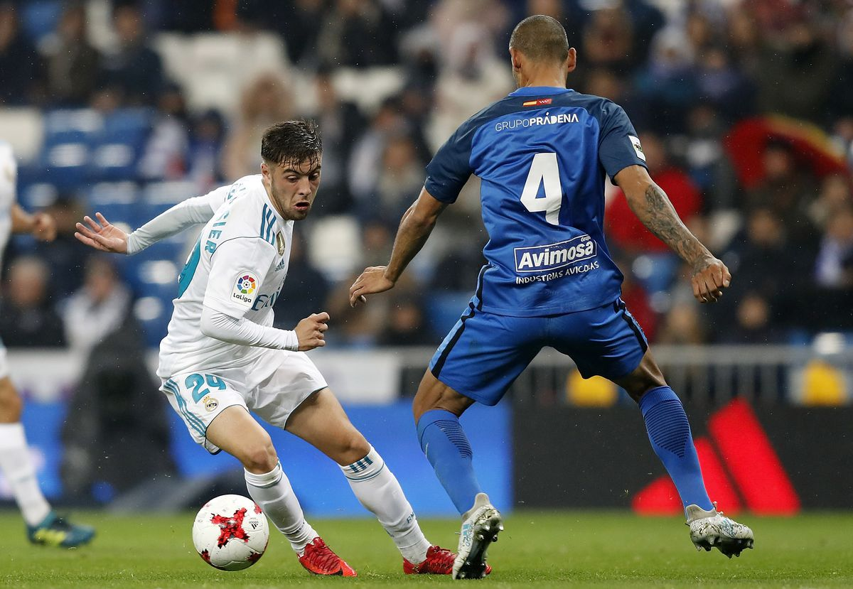 Real Madrid v Fuenlabrada - Copa Del Rey