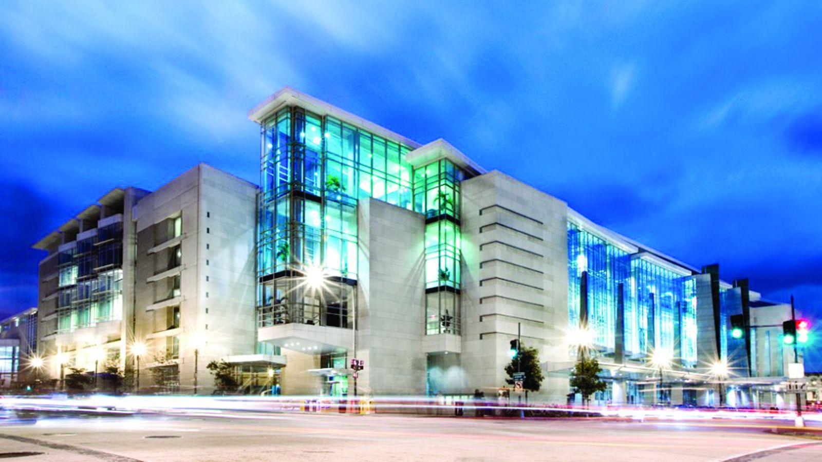 Dallas convention center celebrity theater