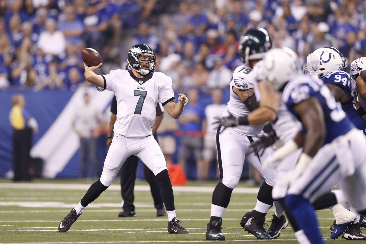Philadelphia Eagles v Indianapolis Colts
