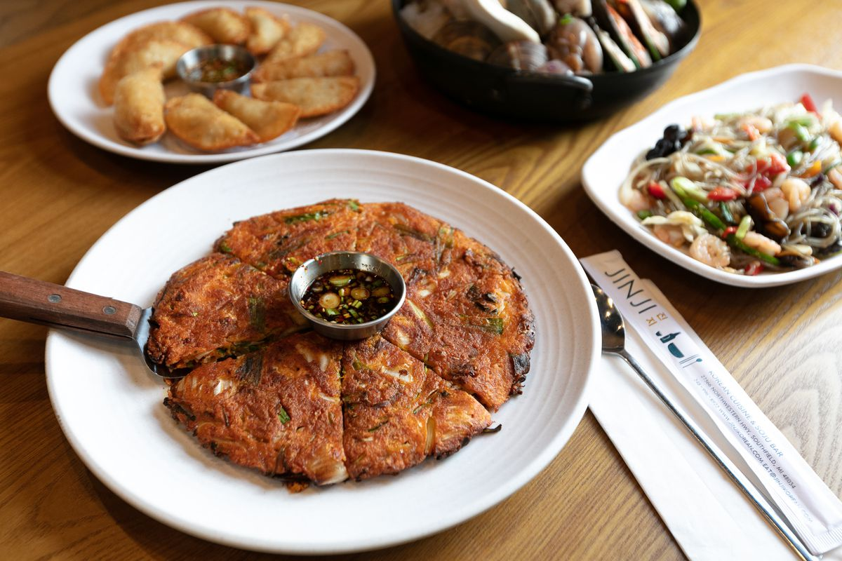 Inside New Seoul Plaza, a Destination for Korean Barbecue and ...
