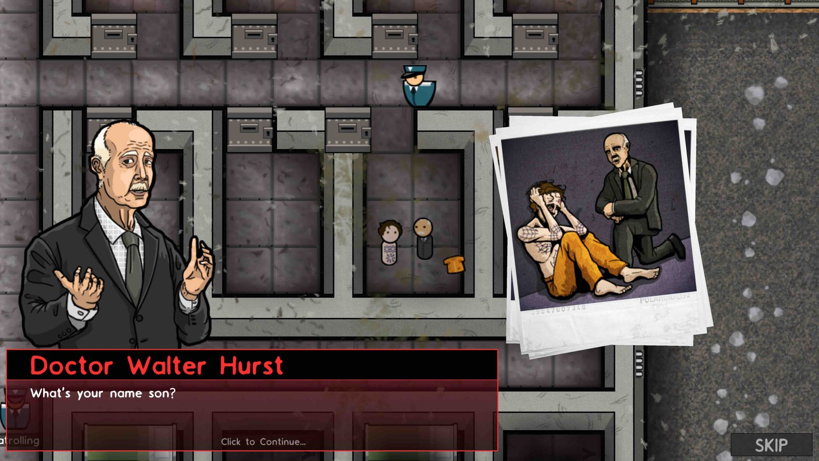 Prison architect leaves early access gets full release for Jail architect