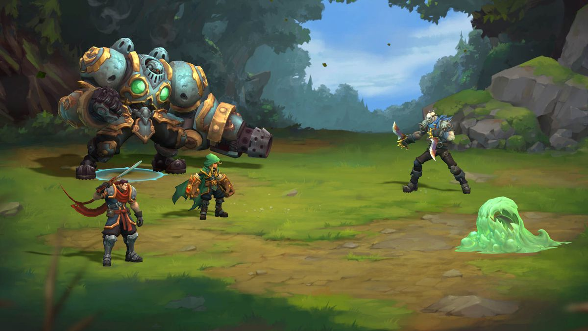 Battle Chasers: Nightwar review - Polygon