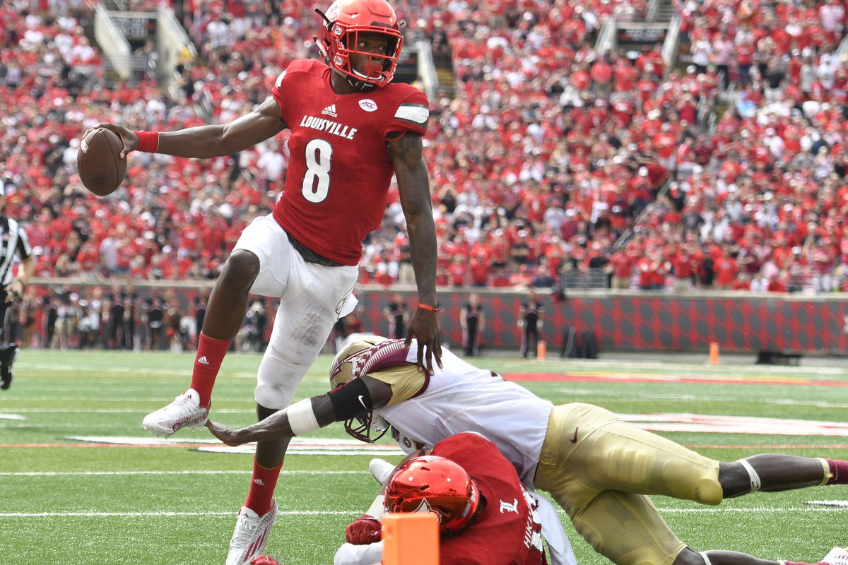 661419b0e8af Lamar Jackson is the new Mike Vick, says Vick, and 22 more college football  things to know