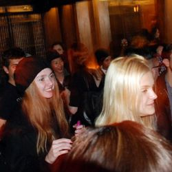 Partiers partying. Photo: Racked