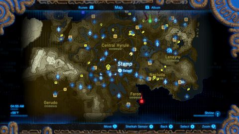 Captured Memories How To Find All Memory Locations In
