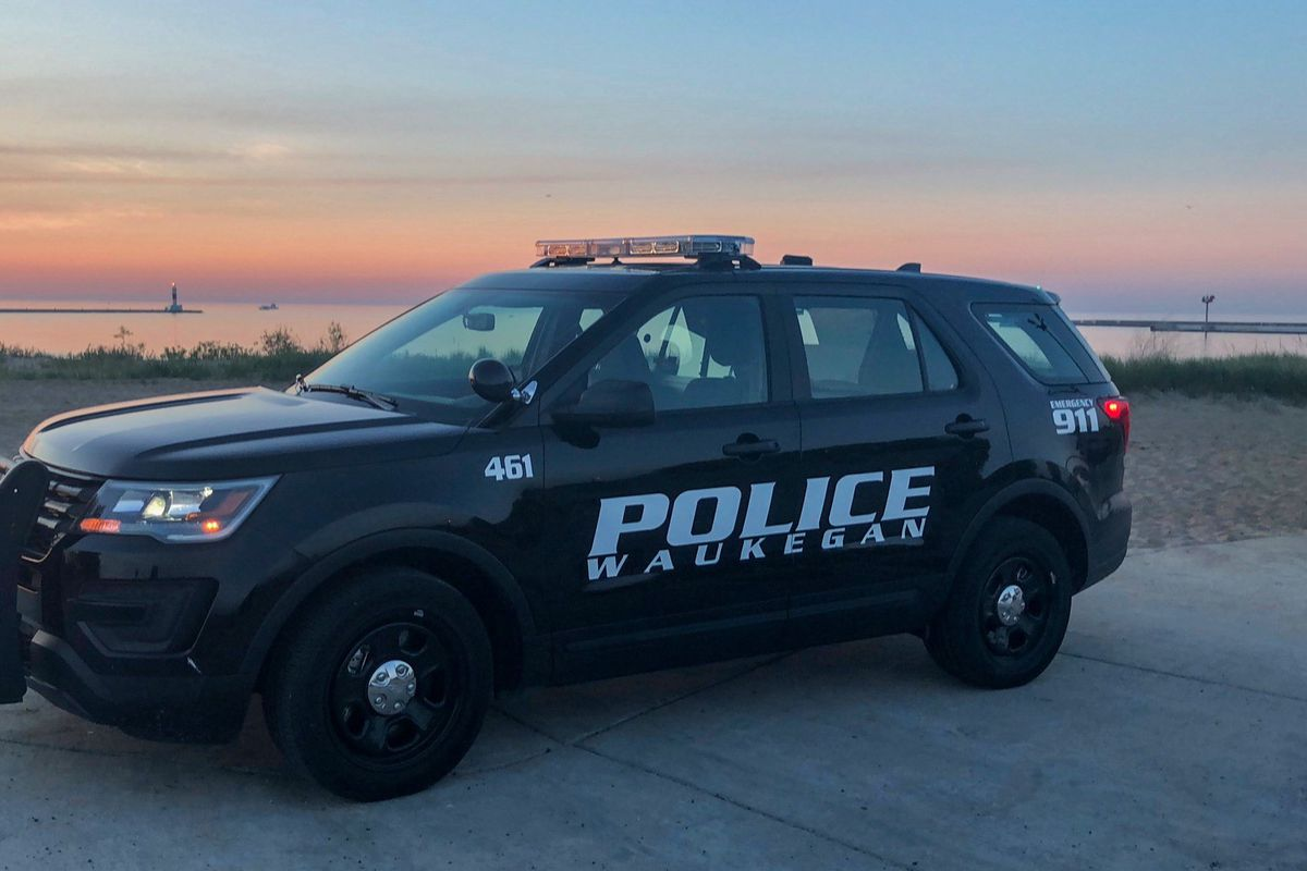 A person was fatally shot by Waukegan police Oct. 20, 2020.
