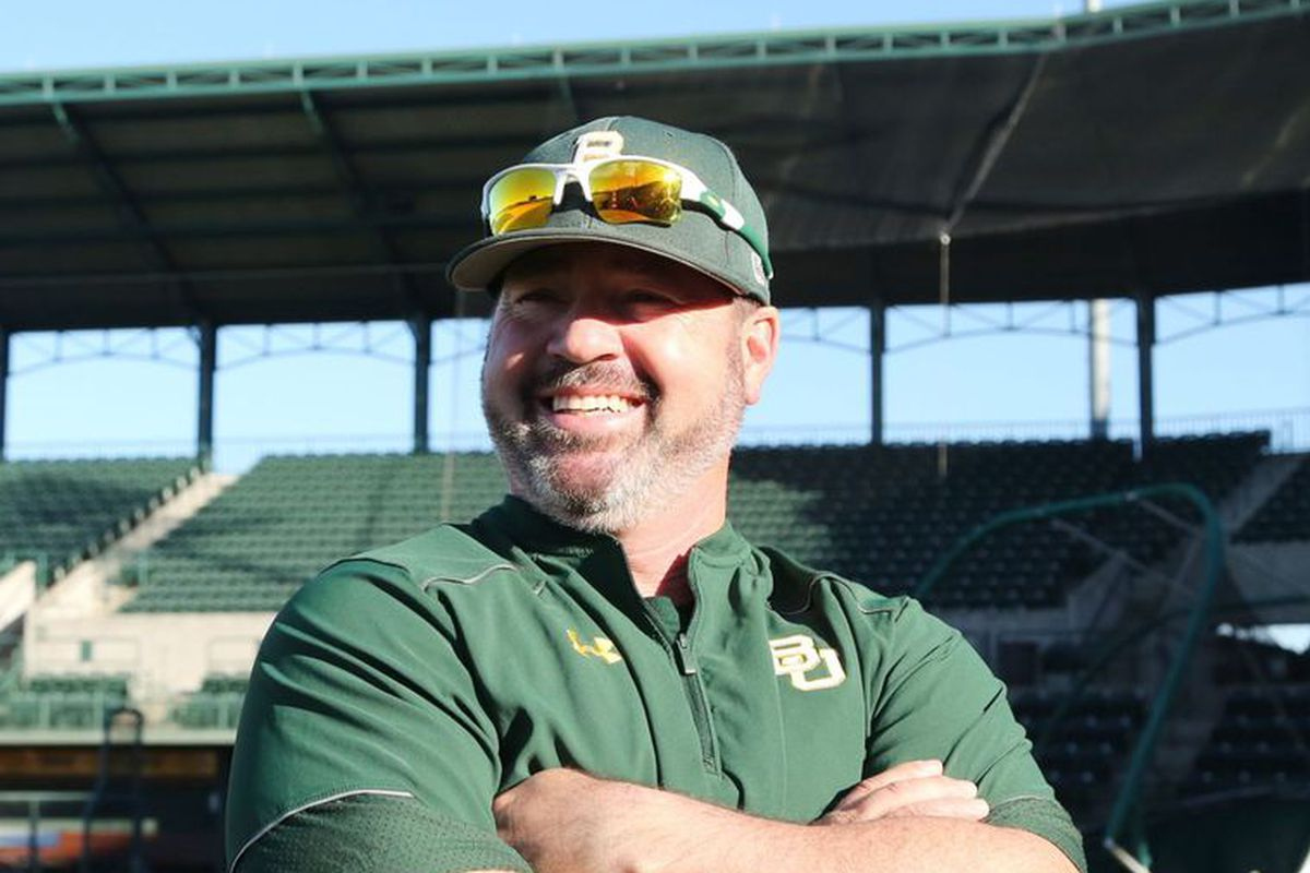 Coach Rod is embracing everything that comes with being Baylor's Head Coach
