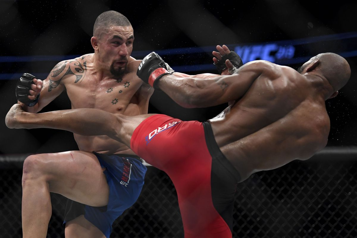 Image result for robert whittaker ufc