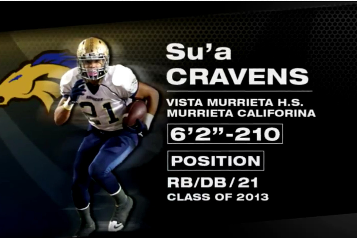 """Su'a Cravens via <a href=""""http://www.youtube.com/watch?v=Owne3PeN3yI"""" target=""""new"""">youtube</a>"""