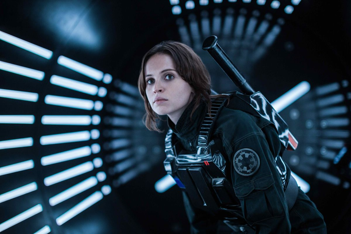 053de8006f Rogue One review  this is the first Star Wars movie to acknowledge the  whole franchise is about war
