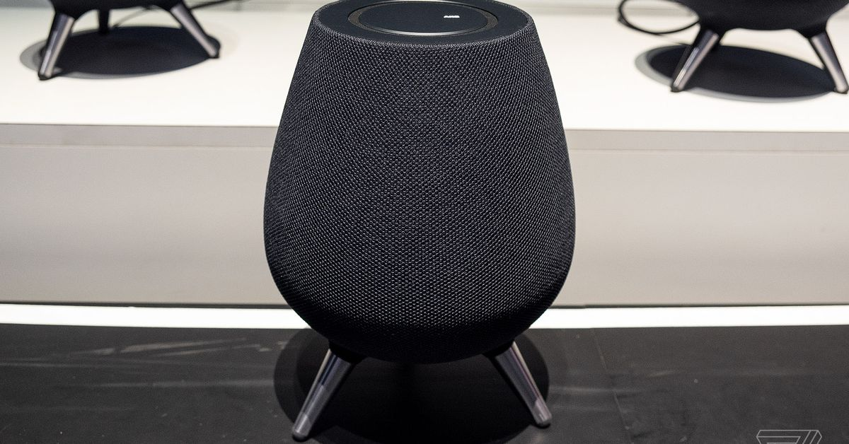 photo image Five things we still don't know about Samsung's Galaxy Home smart speaker