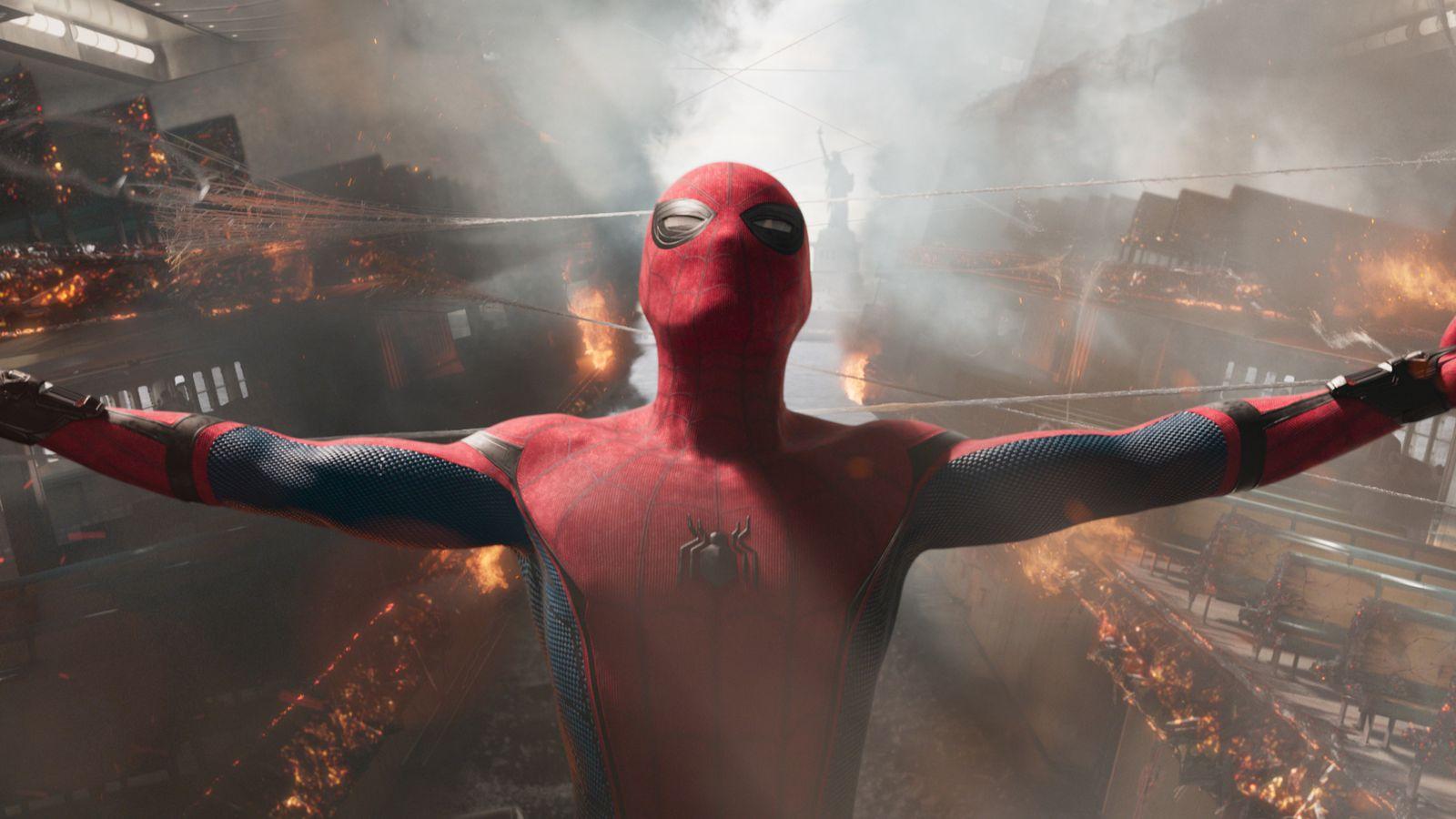 SpiderMan Homeing s VFX lead