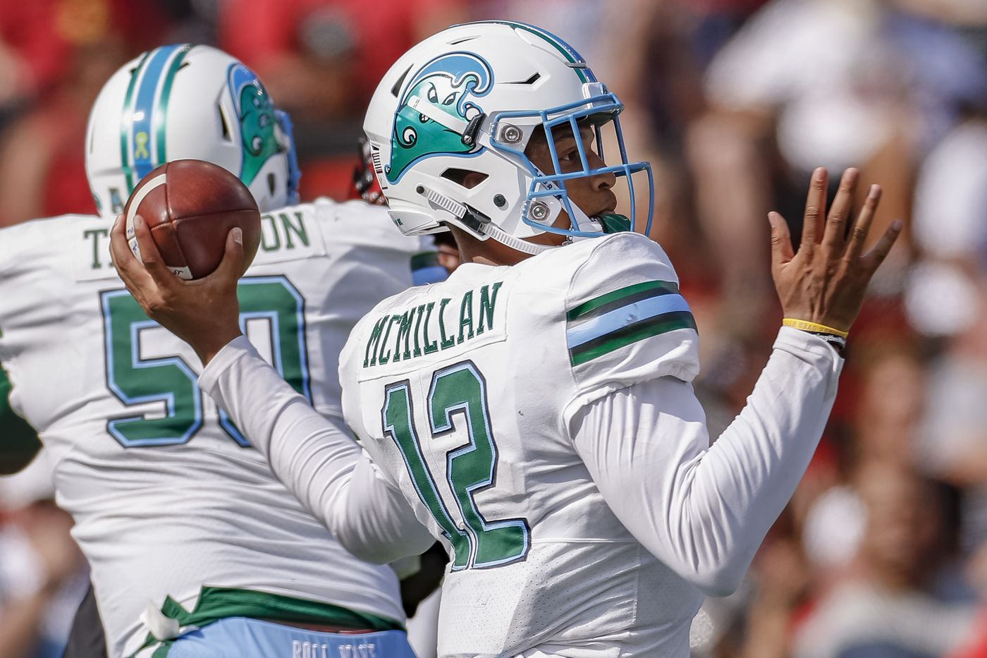 sports shoes 0703e 6ae59 12 Up, 12 Down: Tulane Green Wave - The Daily Stampede