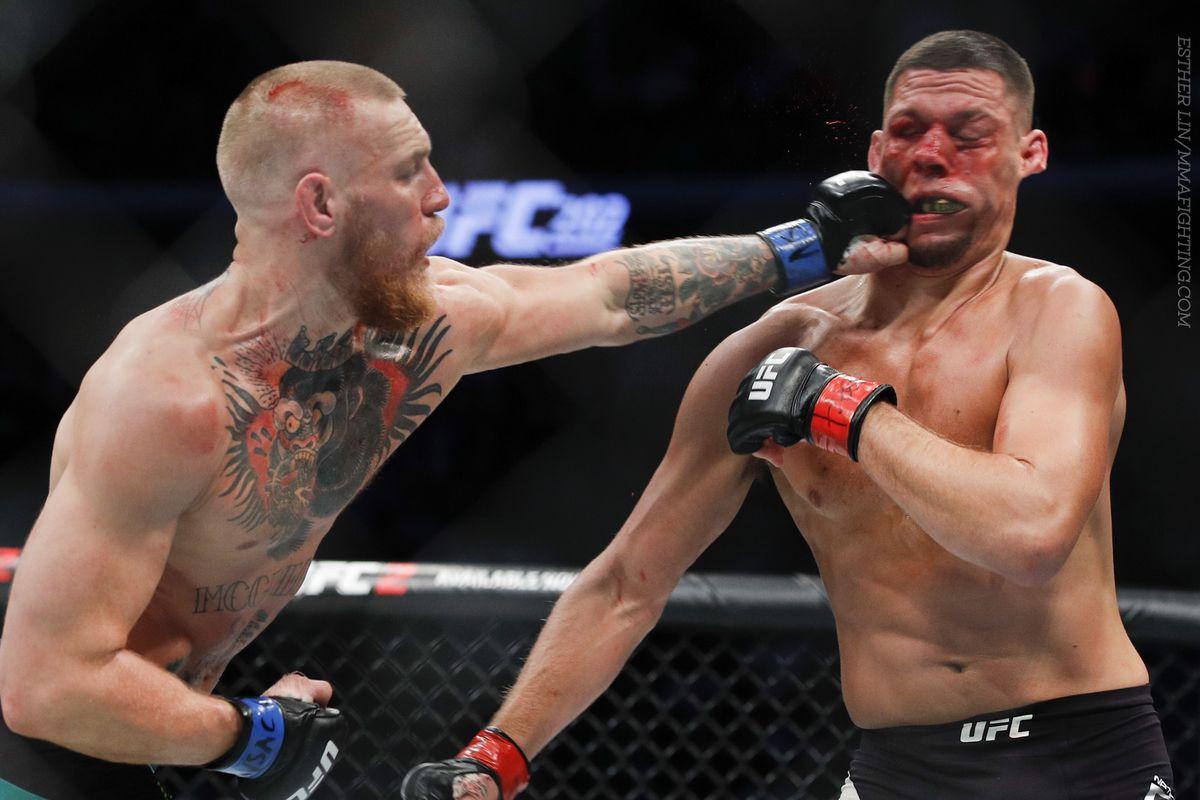 Conor McGregor (EL, MMA F)