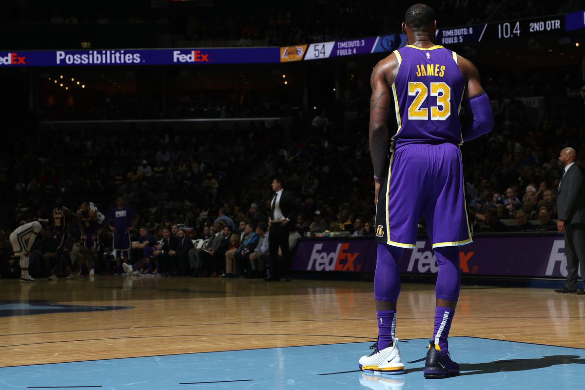 Scouting the Enemy: Los Angeles Lakers