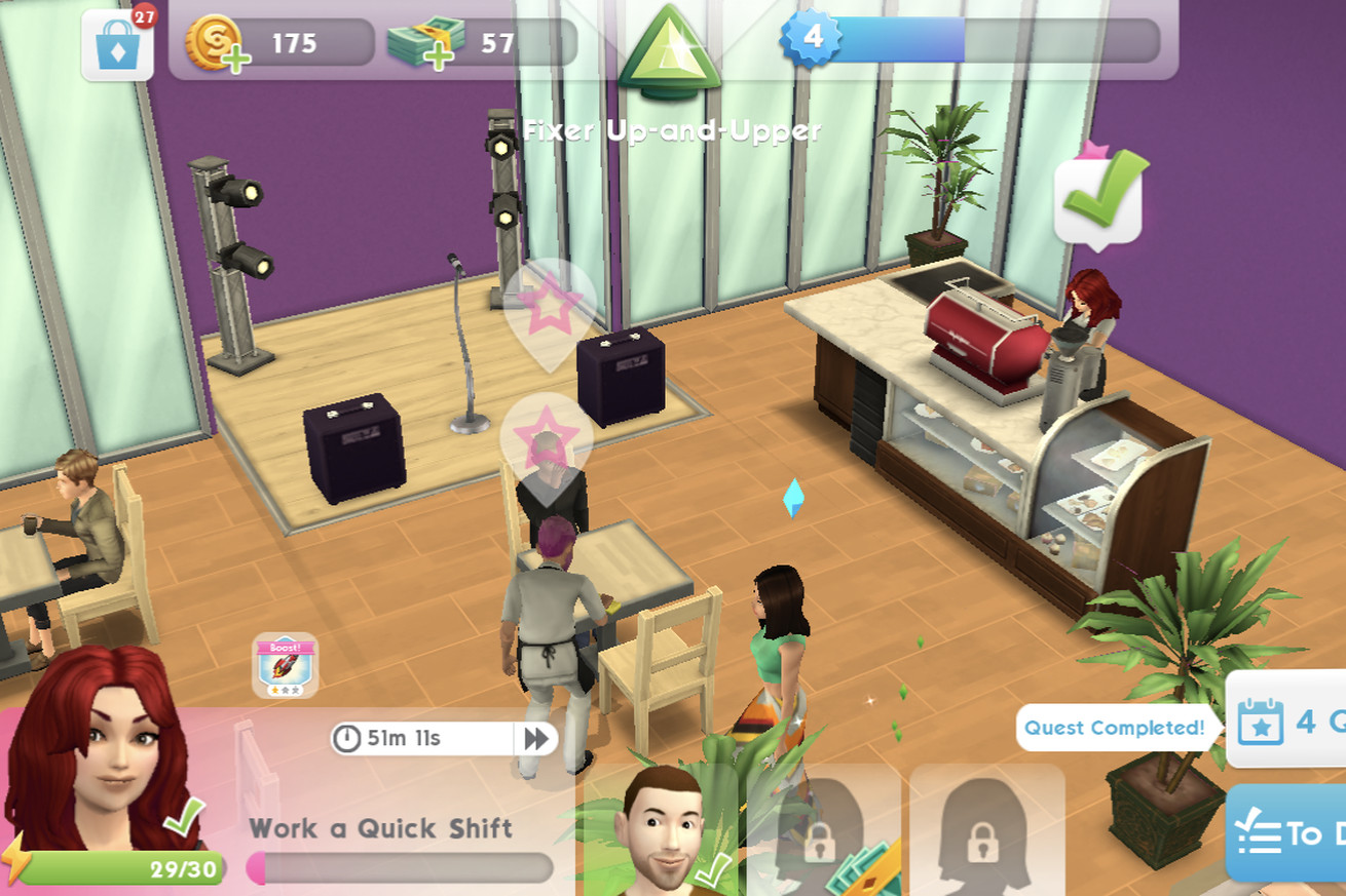 the sims mobile offers a more focused accessible version than any before it