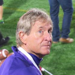 Welcome back Coach Barnett!