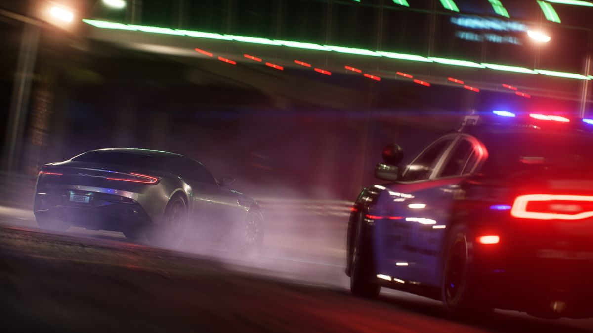 Need For Speed Payback Ghost Games Electronic Arts