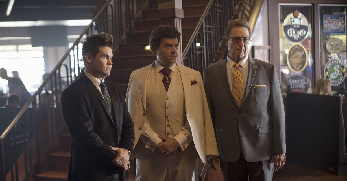 Danny McBride and John Goodman on The Righteous Gemstones, their HBO show