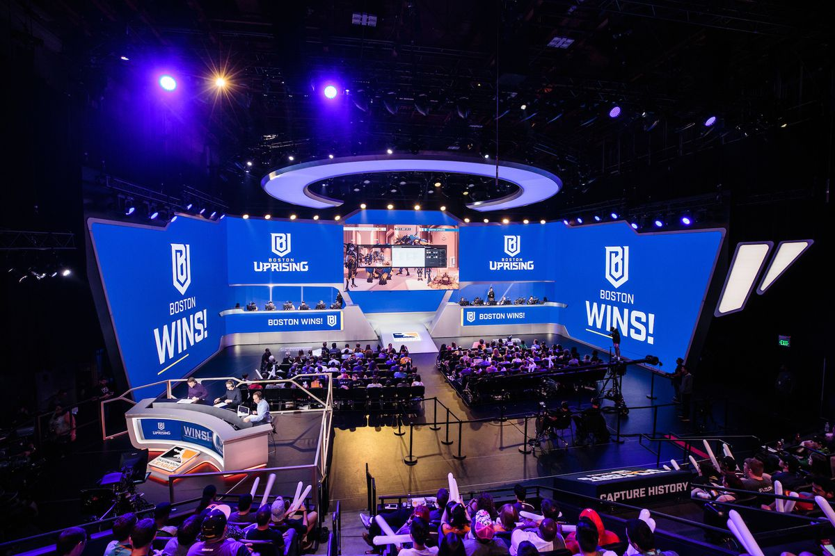 The Boston Uprising win a quarterfinals game.