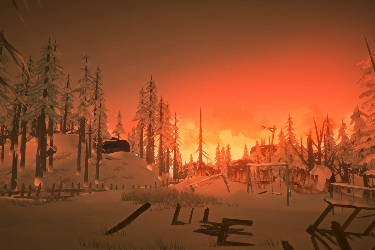 The Long Dark Is Receiving A Film Adaptation From Resident Evil Producer