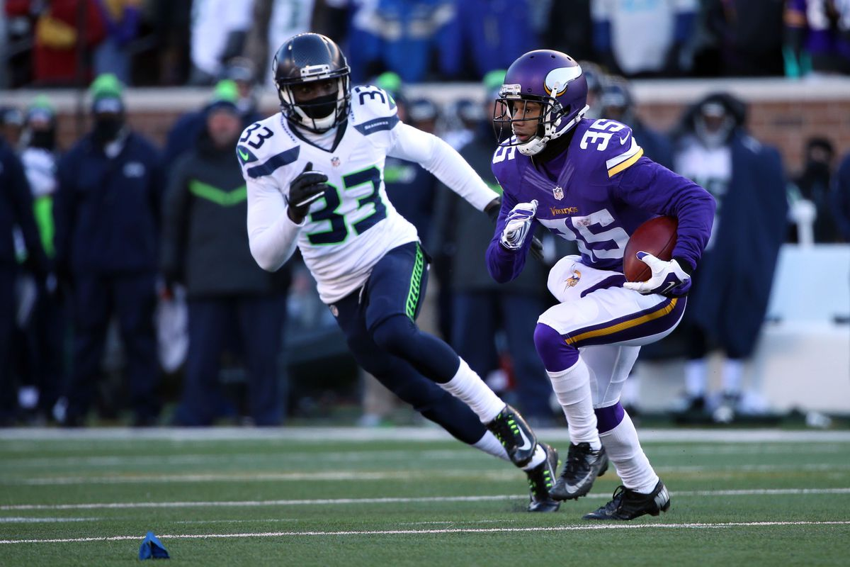It's time for the annual 'Marcus Sherels Getting Cut' stories. Somewhere, Marcus Sherels laughs.
