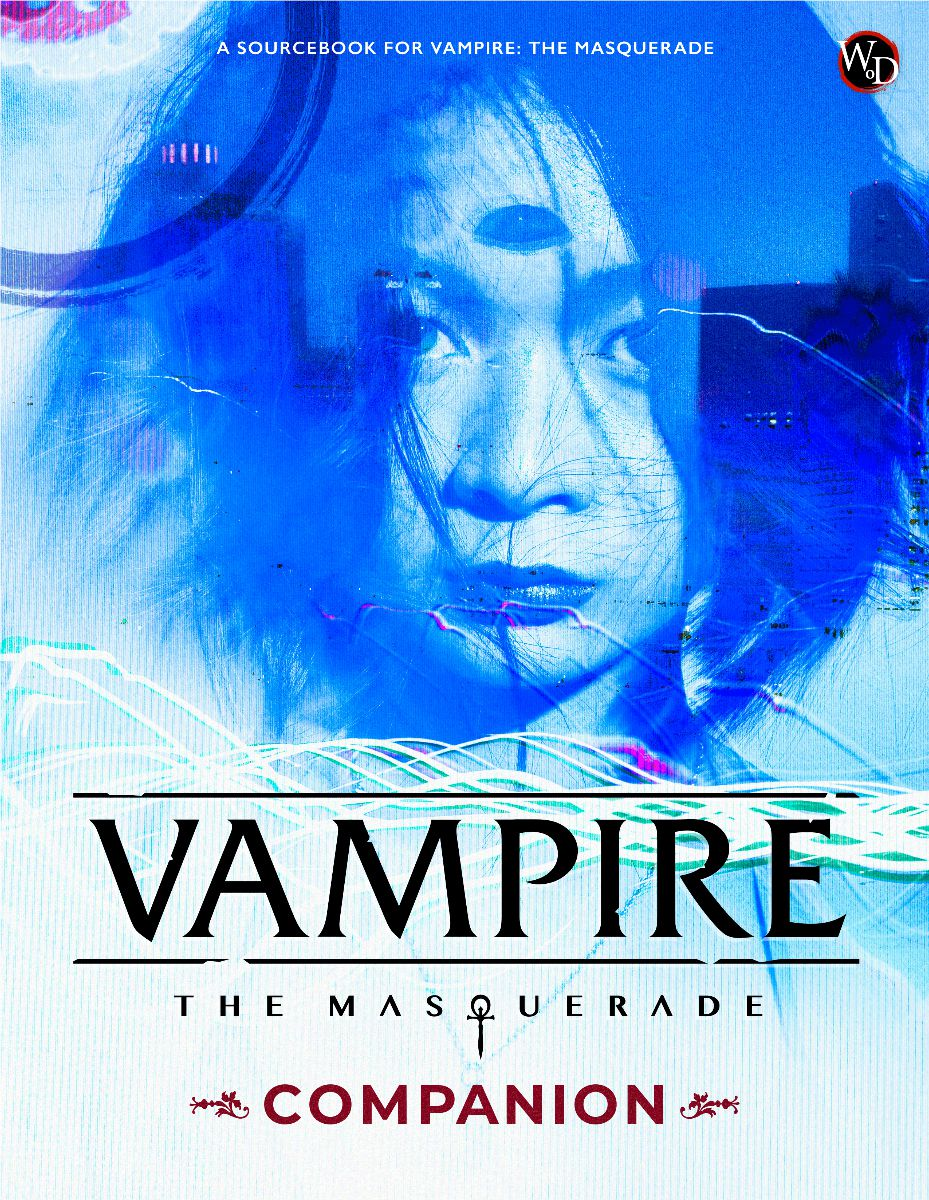 Cover art for Vampire: The Masquerade Companion