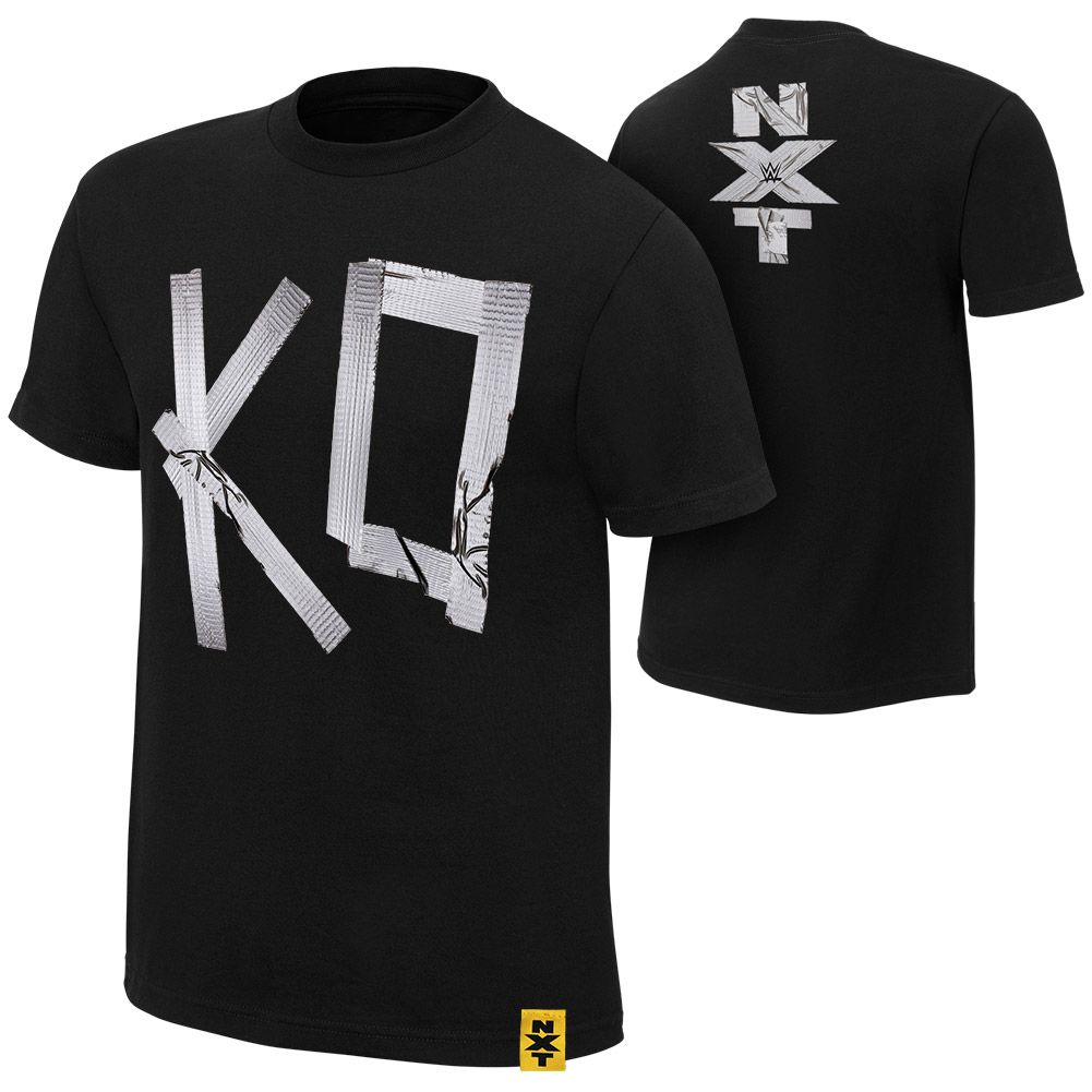 d5cf9978 When at one point in your WWE career you have more shirts than main roster  matches, you're probably gonna be either a big deal or a big waste of time.