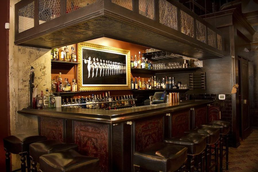 Look Inside The Super Secret Speakeasy You Re Not Supposed
