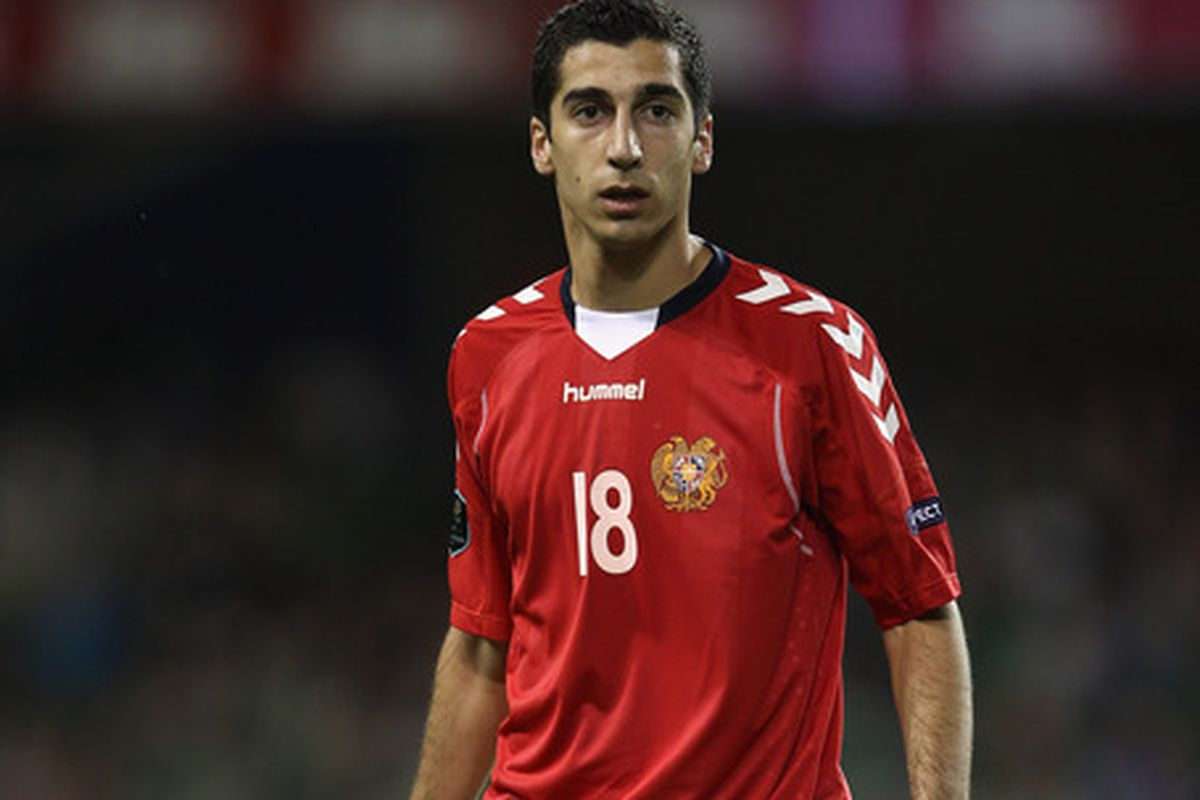 Henrikh Mkhitaryan is underrated but not for long SBNation