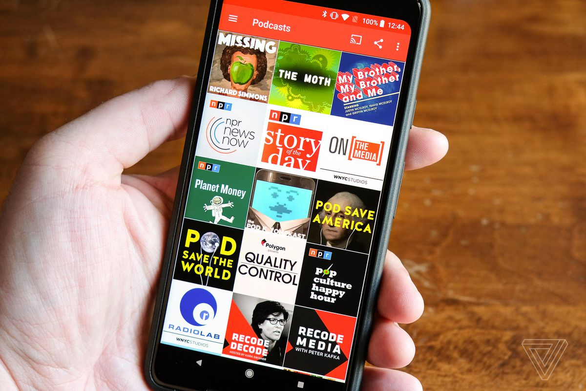Pocket Casts acquired by NPR, other public radio stations, and This