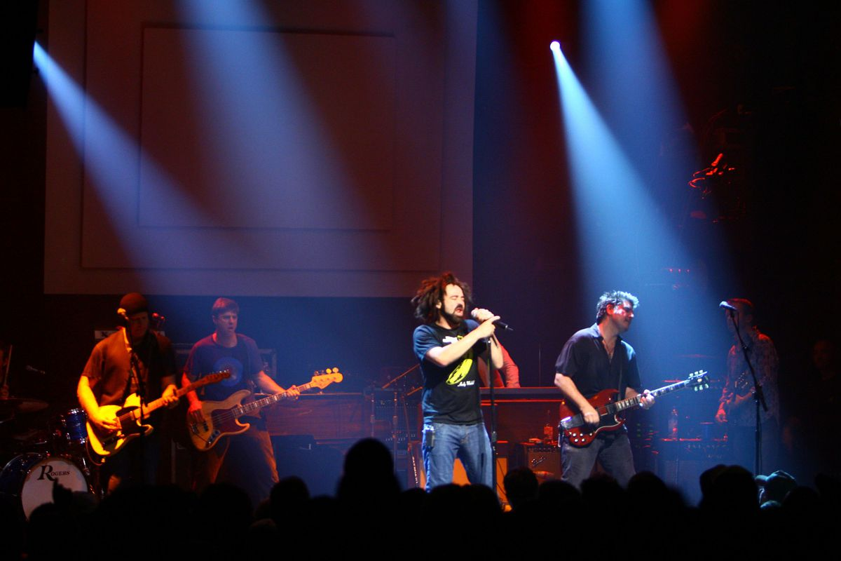 CMJ Music Marathon Presents Counting Crows In Concert