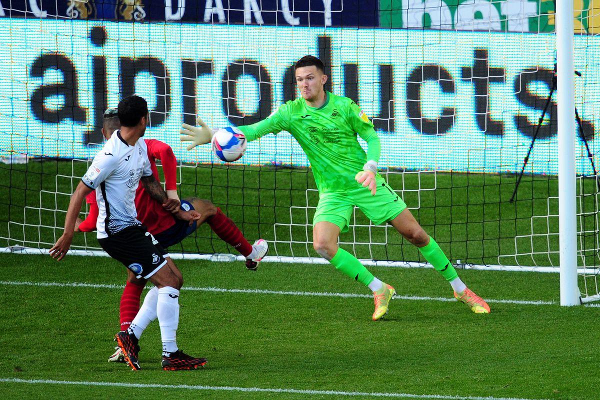 Swansea City v Huddersfield Town - Sky Bet Championship