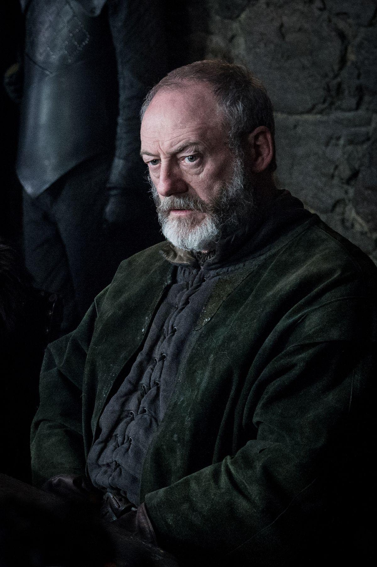 Game of Thrones season 8 - Davos Seaworth