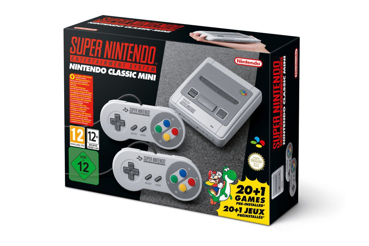 What Nintendo still needs to fix on the mini SNES Classic