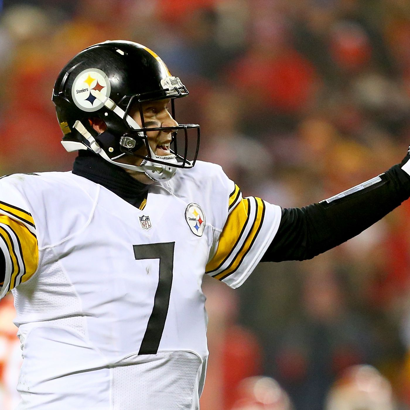 18b28aaa21e Latest extension for Ben Roethlisberger might not be his last from Steelers.  New