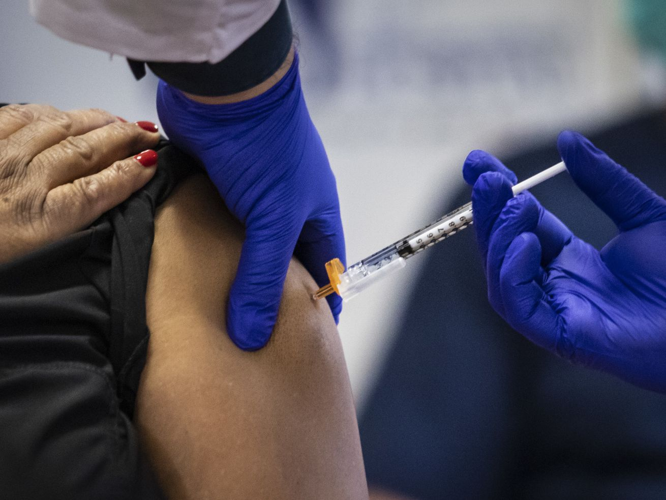 Here's how to get more information on COVID vaccines in your county