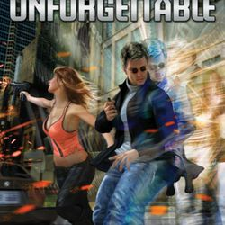 """""""Unforgettable"""" is by Eric James Stone."""