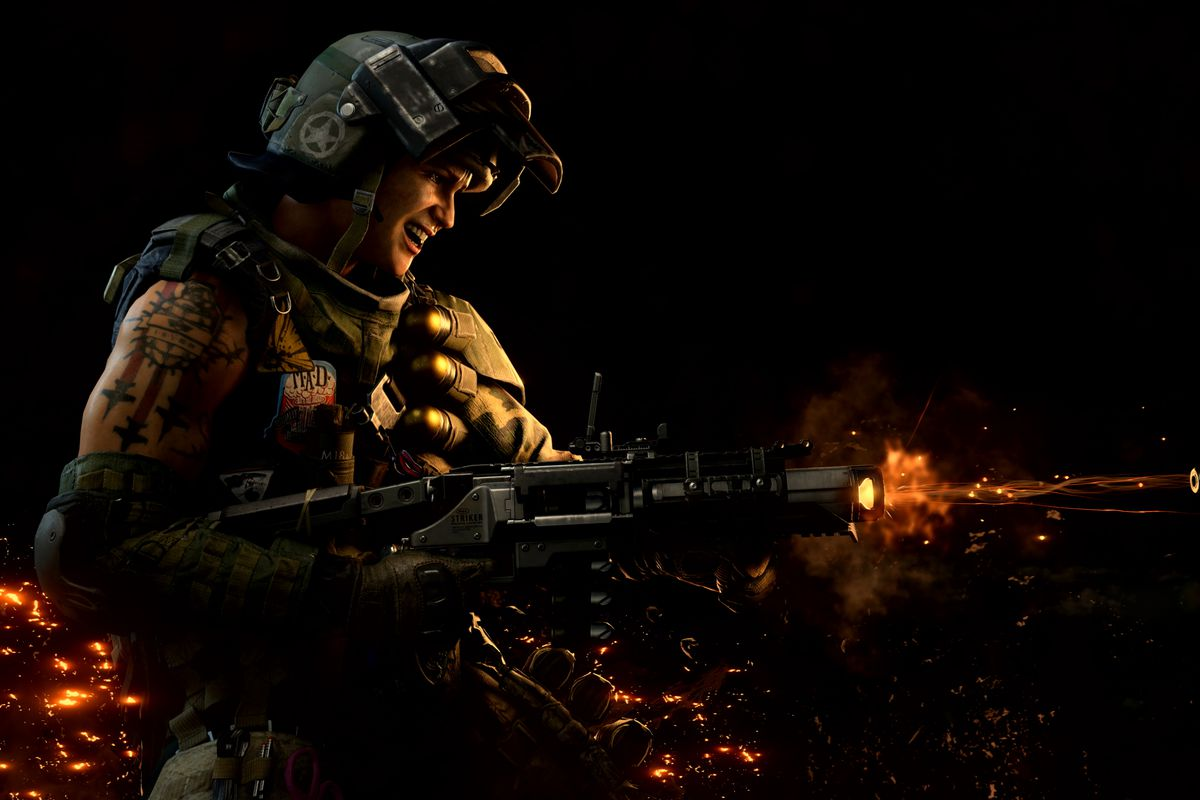 What Call of Duty: Black Ops 4 learned from more competitive