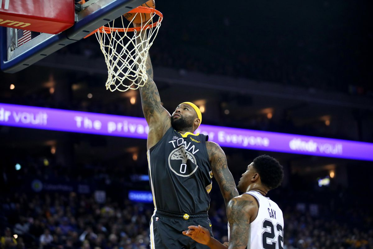 How seriously Spurs fans should take the DeMarcus Cousins rumor