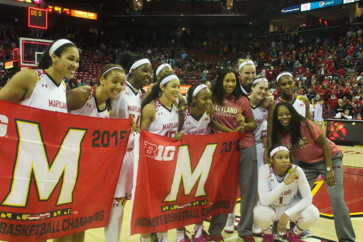 After winning their second straight Big Ten Championship, the Terps look to defend their Big Ten Tournament title.